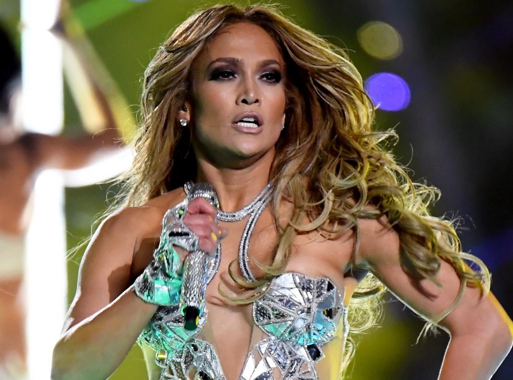 EComm: Jennifer Lopez, Super Bowl 2020 Halftime Show