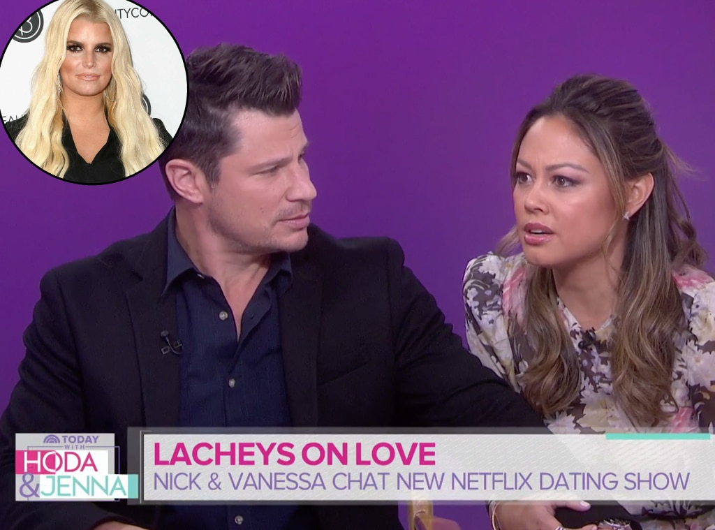 Jessica Simpson had sex with Nick Lachey to 'fix' his broken heart