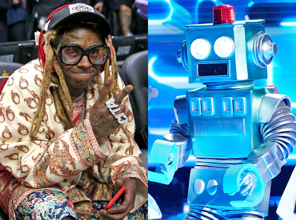 Lil Wayne, the Masked Singe