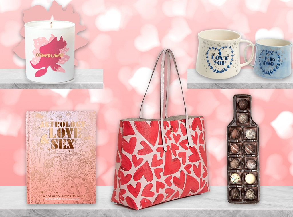 E-Comm: Cliched Valentine's Day Gifts, But Better