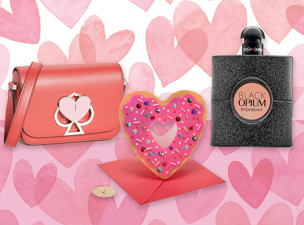 E-Comm: Valentine's Day Gifts Based on How Long You've Been Dating