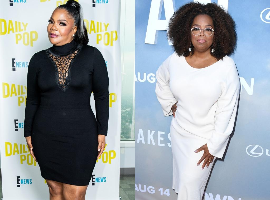 Mo'Nique, Oprah Winfrey