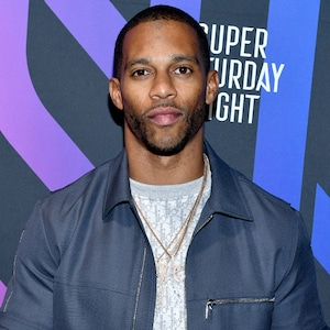 Super Bowl 2020 star sightings, Victor Cruz