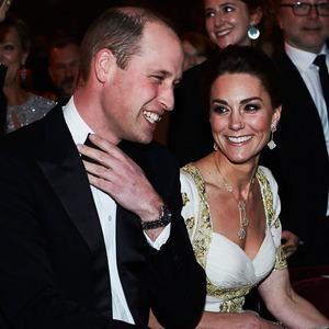 Prince William, Kate Middleton, BAFTA