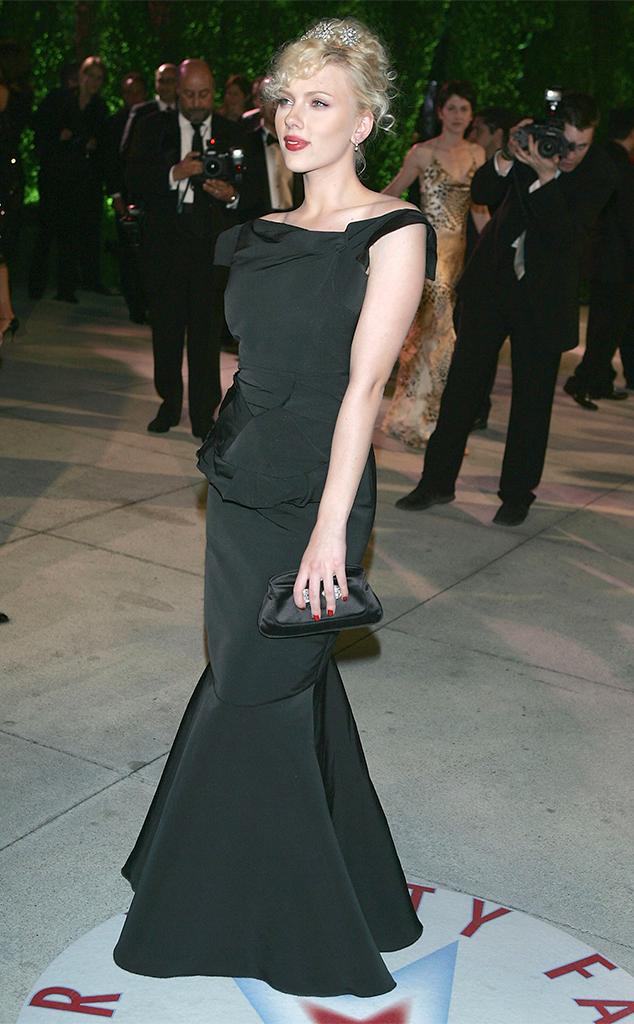 Scarlett Johansson S Oscar Looks Prove She S A Red Carpet Winner E Online