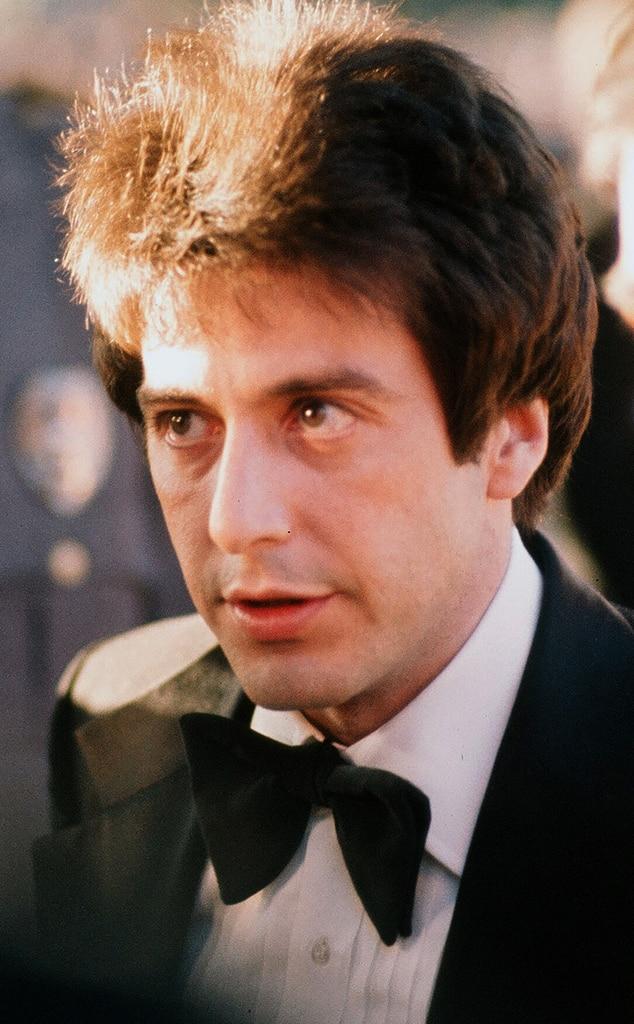 Oscars Nominees First Academy Awards - Al Pacino (1974)