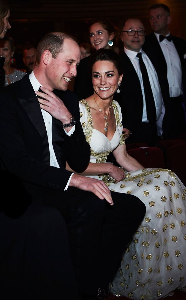 Prince William, Kate Middleton, BAFTA