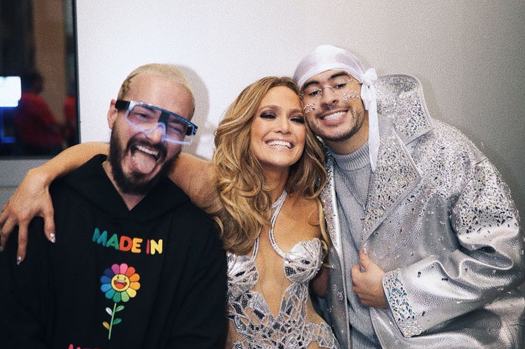 J Balvin, Jennifer Lopez, Bad Bunny