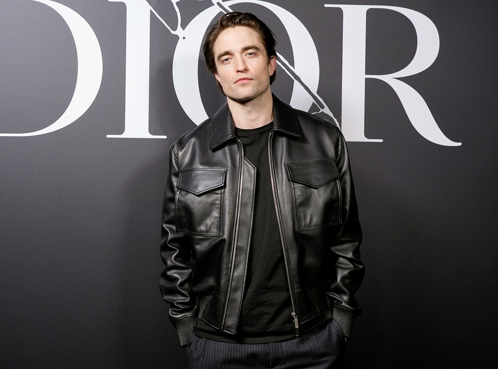 Science says Robert Pattinson is the most handsome man in the world