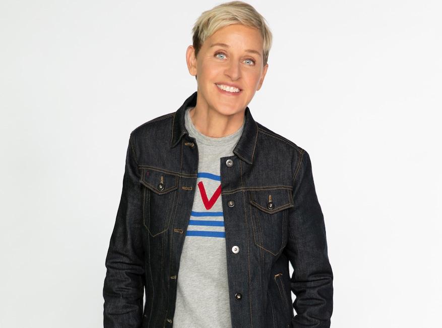 Ellen Degeneres, Walmart
