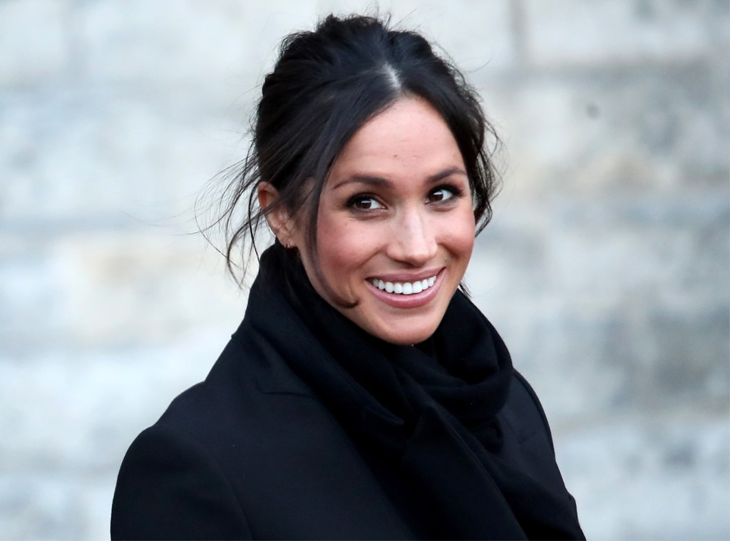 Meghan Markle shares behind-the-scenes footage of collaboration with Vogue