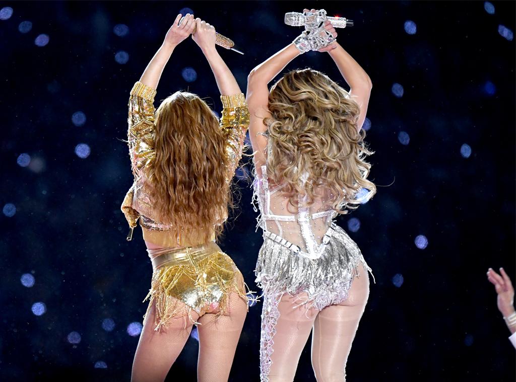 Shakira, Jennifer Lopez, 2020 Super Bowl, halftime show