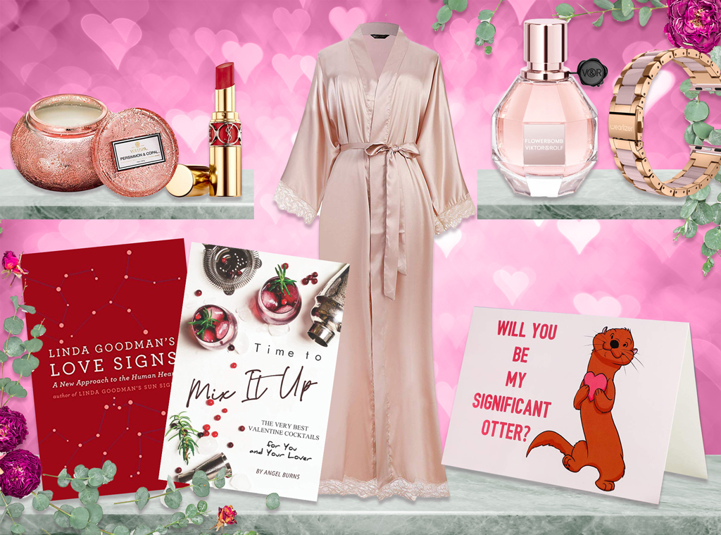 E-Comm: Valentine's Day Gift Guide for E! Australia