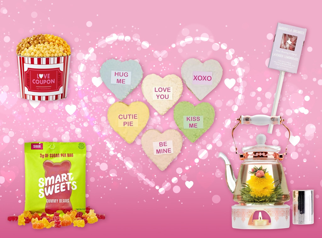E-Comm: Valentine's Day Treats for Chocolate Haters
