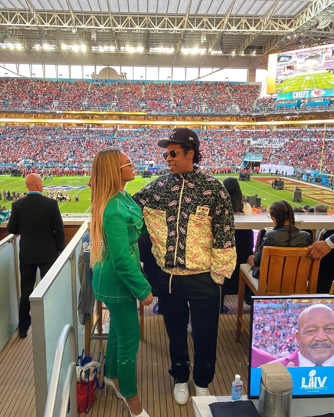 Jay-Z, Beyonce, Super Bowl 2020