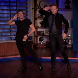 Antonio Banderas, Conan O'Brien, Conan 2020