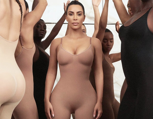 Kim Kardashian's SKIMS Shapewear Launches at Nordstrom Today!