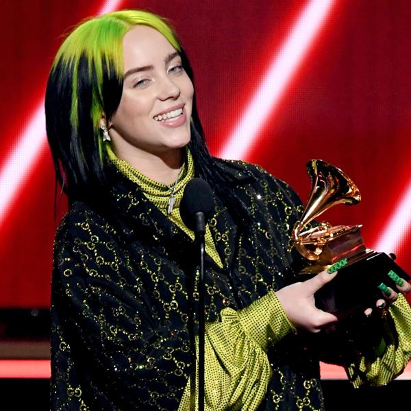 Billie Eilish, 2020 Grammys, Best New Artist