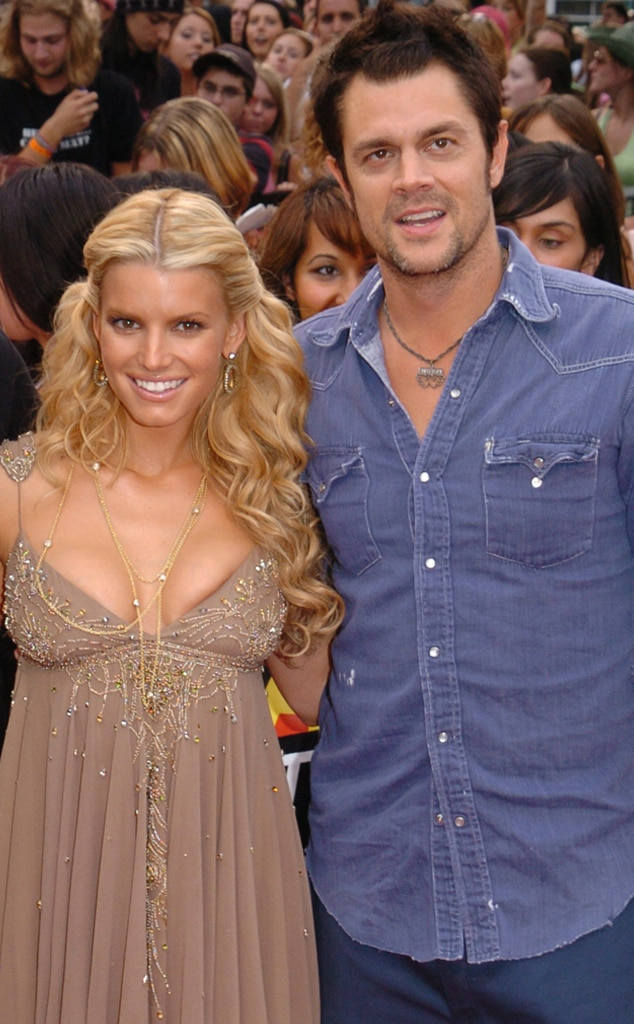 Jessica Simpson, Johnny Knoxville