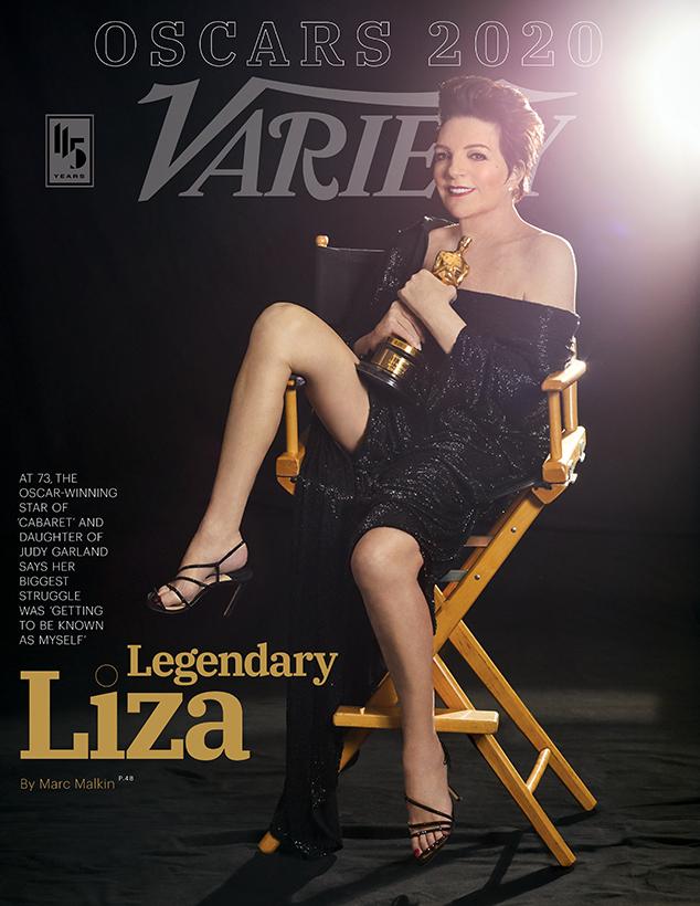 LIZA MINNELLI, Variety