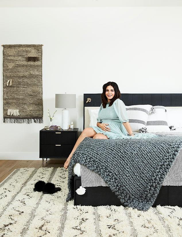 Jenna Dewan, House, Los Angeles, Interior