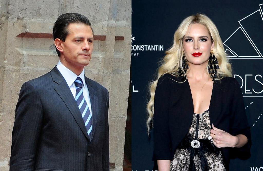 Enrique Peña Nieto, Tania Ruiz