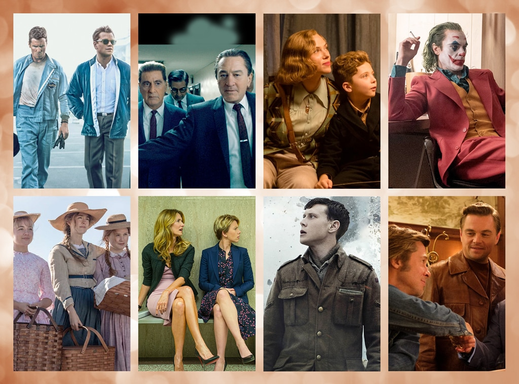 2020 Oscar Nominees, BEST PICTURE