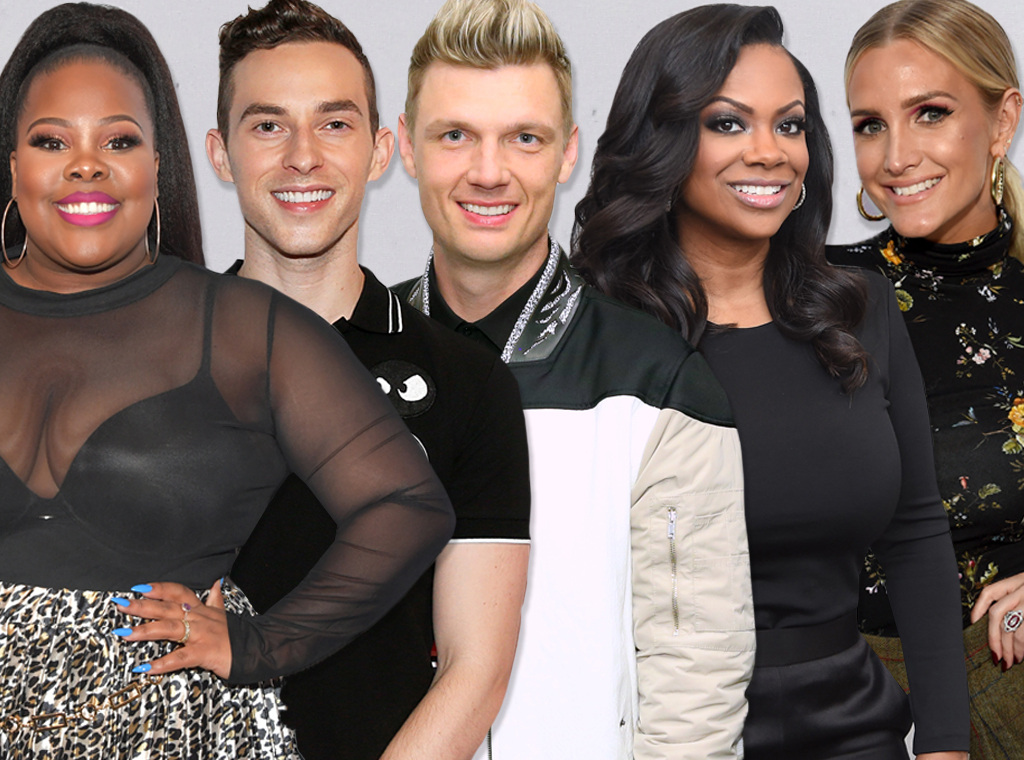 The Masked Singer Celeb Predictions - Amber Riley, Adam Rippon, Nick Carter, Kandi Burruss and Ashlee Simpson