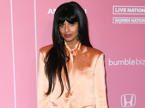 "Jameela Jamil Says We Should ""All Be Like Lizzo!"" Find Out Why"