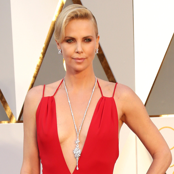 Charlize Theron's Oscars Looks Prove She's Always Had Bombshell Style
