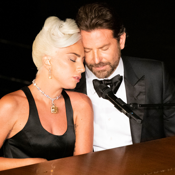 Reminisce Over Bradley Cooper & Lady Gaga's Steamy Oscars Moment