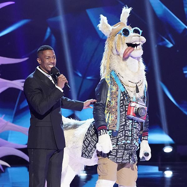 The Masked Singer Unmasks the Llama