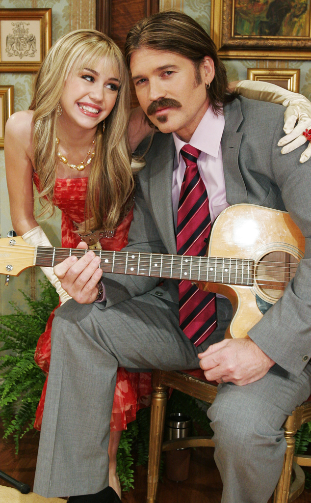 Billy Ray Cyrus, Miley Cyrus - Hannah Montana