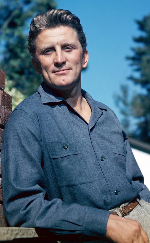 Kirk Douglas, 1955