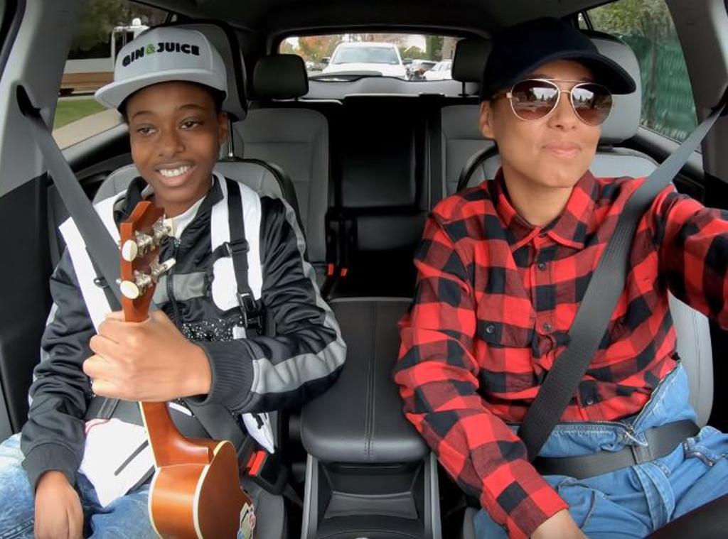 Alicia Keys, Lyft 2020