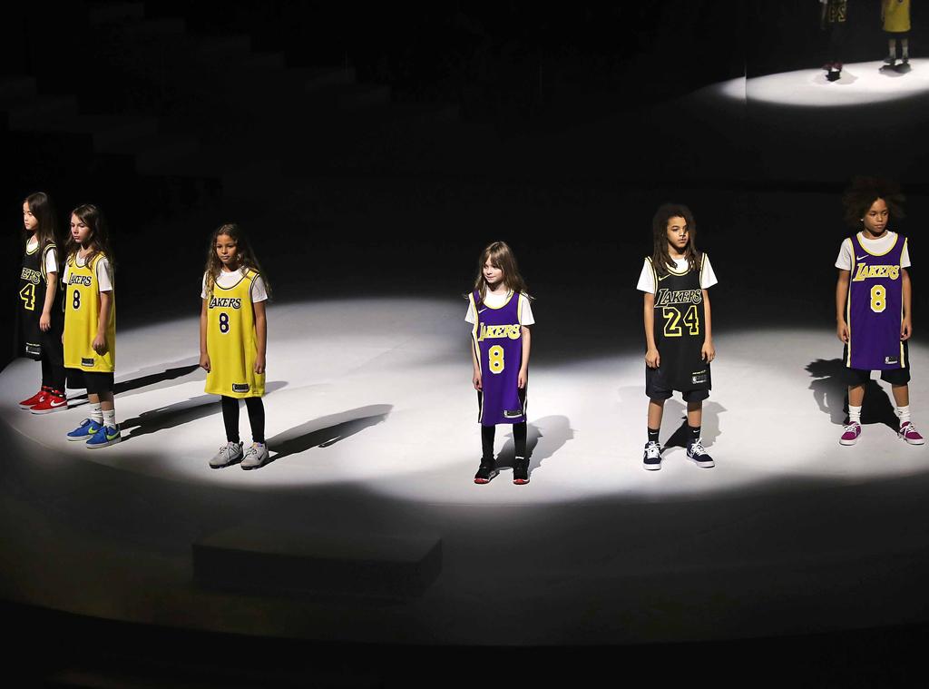 Kobe Tribute Nike NYFW