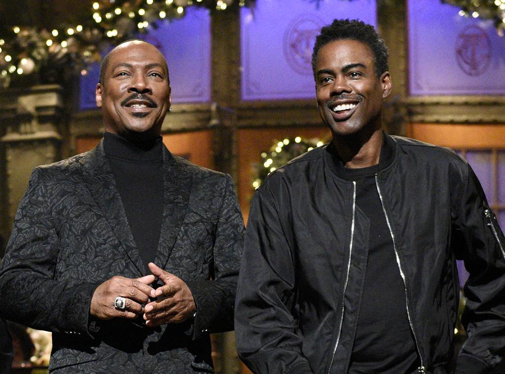 Chris Rock, Eddie Murphy, 2019 Saturday Night Live