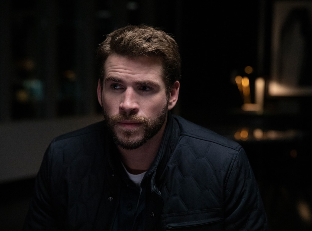 Most Dangerous Game, Liam Hemsworth