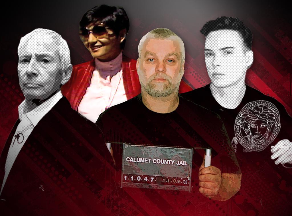 True Crime TV Crazy Moments, Robert Durst, Luka Magnotta, Steven Avery, Ma Anand Sheela