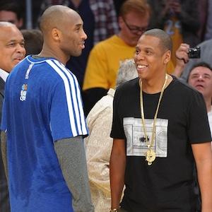 Jay-Z, Kobe Bryant