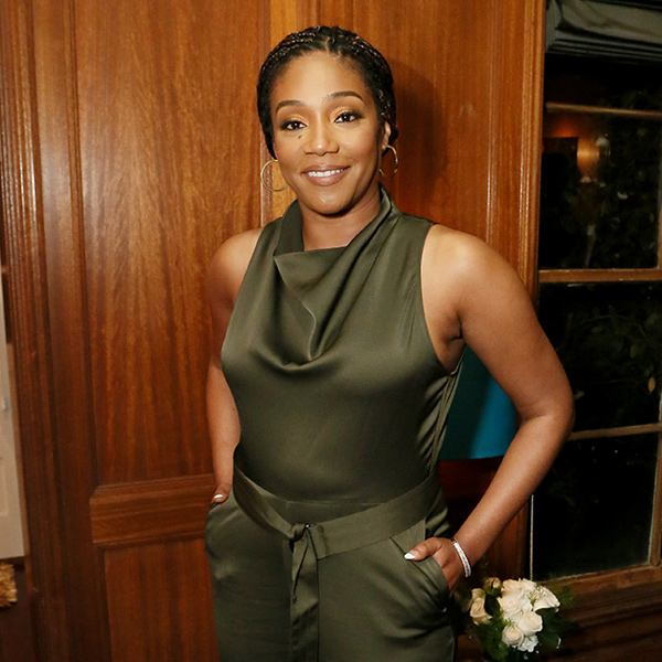 EXCLUSIVE: Tiffany Haddish Reveals Her Online Dating Deal Breakers