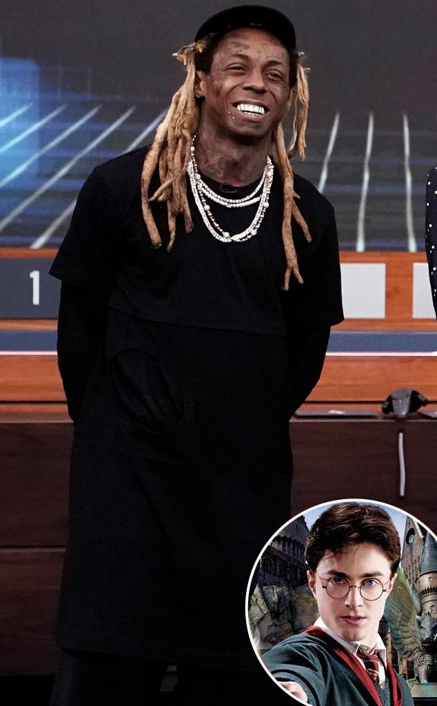 Lil Wayne, Harry Potter