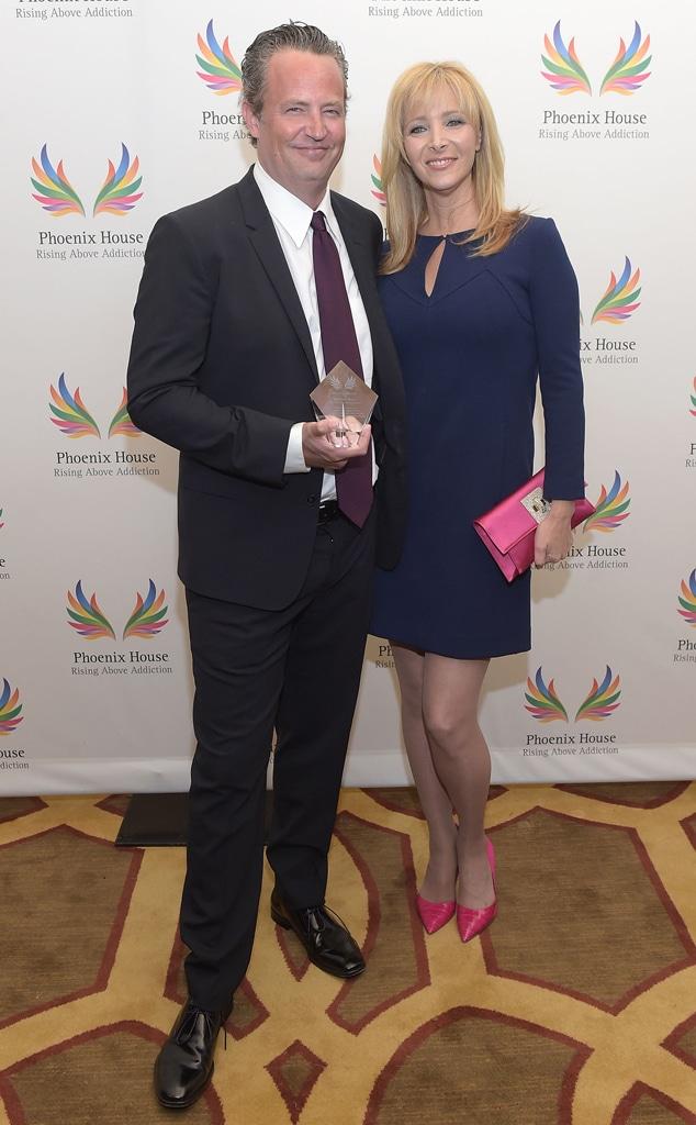 Matthew Perry, Lisa Kudrow