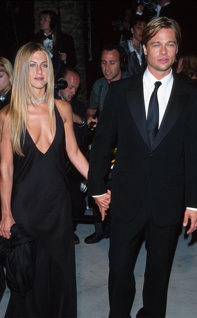 Jennifer Aniston, Brad Pitt, 2000 Oscars