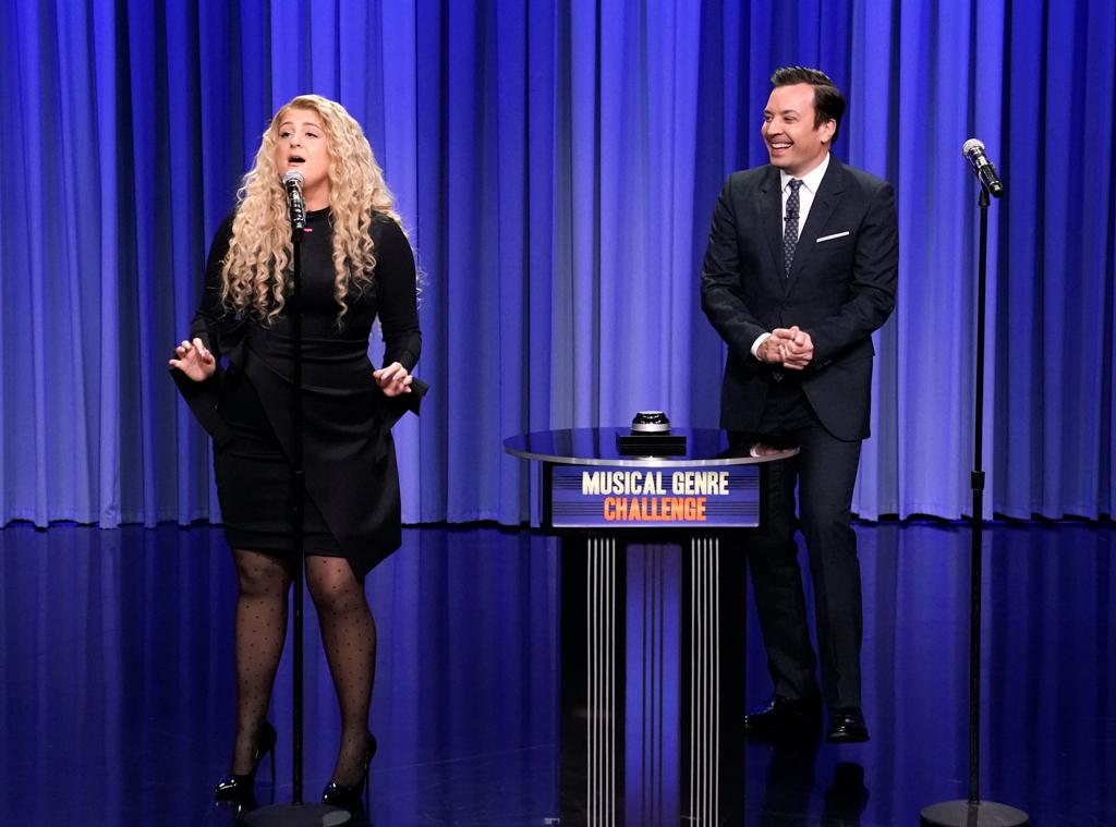 Meghan Trainor, The Tonight Show