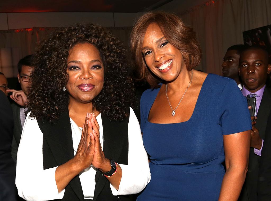Oprah Winfrey, Gayle King