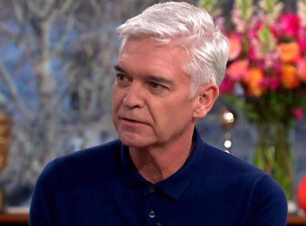Phillip Schofield, veteran TV host, comes out as gay during morning show