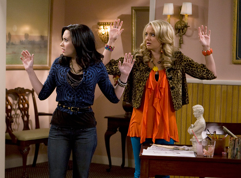 Demi Lovato, Sonny With A Chance, TIFFANY THORNTON