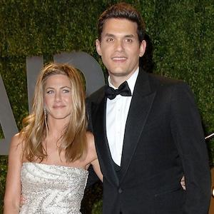 John Mayer, Jennifer Aniston