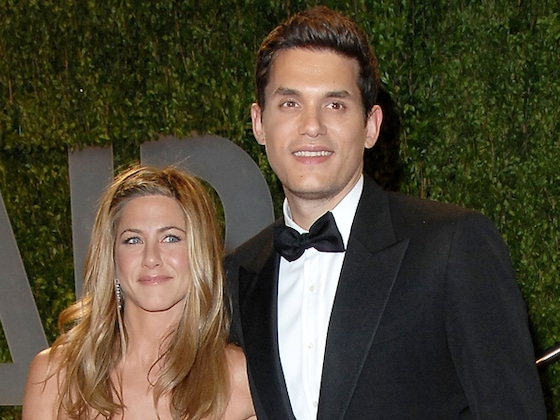 Here's What Happened When Jennifer Aniston Watched Ex John Mayer's Instagram Live